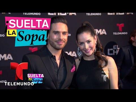 Novio de Carmen Villalobos habló de la actriz tras perder a su padre | Suelta La Sopa | Entretenimi