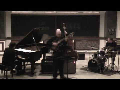 Shawn Purcell playing Peter Bernstein's