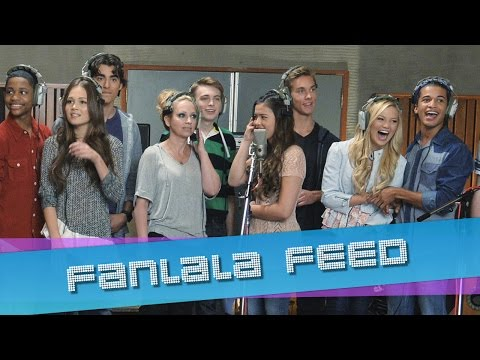 Disney Stars Cover A Hit Frozen Song