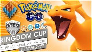 CHARIZARD VS KINGDOM CUP META! BEST FIRE TYPE? | Pokémon GO