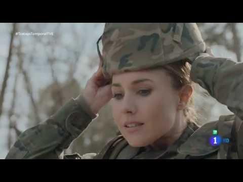 Berta Collado en La Legión (Parte 1) | Trabajo Temporal | TVE