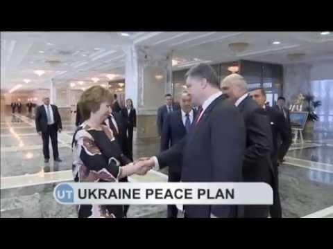 Minsk Summit: Ukrainian President Petro Poroshenko promises to work on ceasefire plan