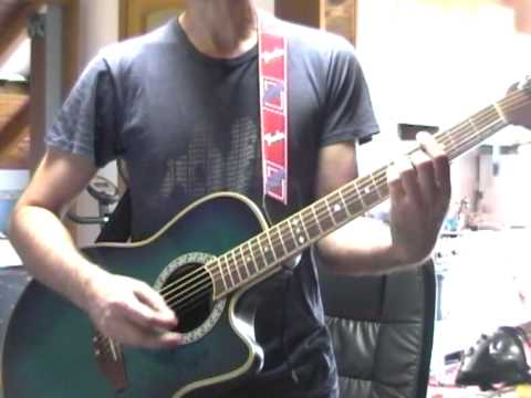 Green is the Colour Pink Floyd Acoustic tab