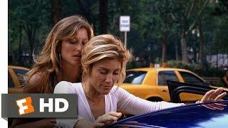 Taxi (2004) -Vanessa Frisks Marta Scene (2/3) | Movieclips