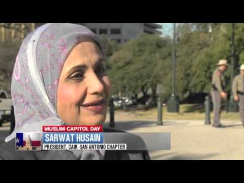 Video: Threats Against Muslims Prompt Extra Security at Texas Capitol (CAIR)