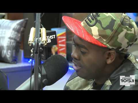 Kidd Kidd Talks 50 Cent, Lil Wayne, Young Buck, Game, Street Fame EP On Breakfast Club [New 2013]