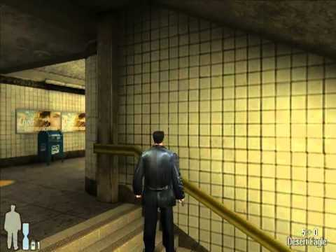 Max Payne GamePlay
