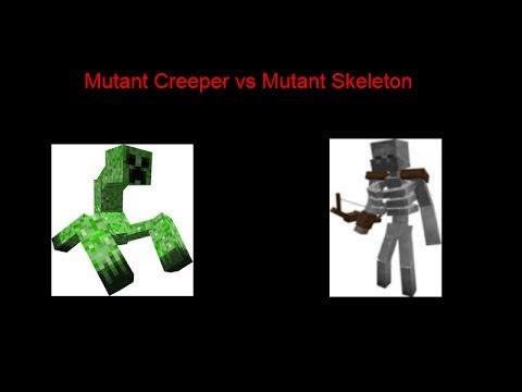 Mutant skeleton armor