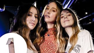 HAIM - Night So Long - Radio 1