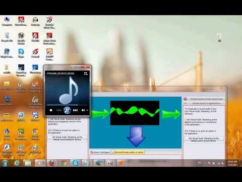 How to enable stereo mix on windows 7/8/vista