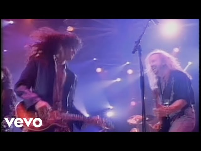Aerosmith - Crazy Official Music Video