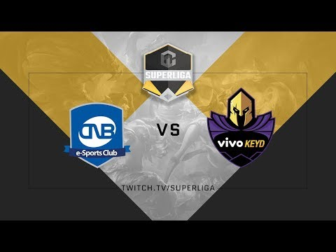 Superliga ABCDE League of Legends - Semana 6 - CNB vs. Vivo Keyd - MD2