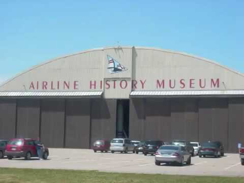 Kansas City Airline History Museum--  Thurs. June 3, 2010