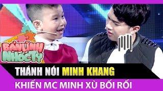 Thánh nói Minh Khang khiến Quang Trung, Minh Xù bối rối - Bản Lĩnh Nhóc Tỳ Tập 34