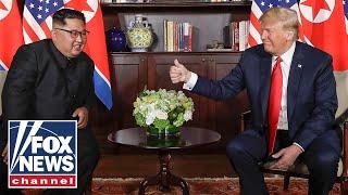 Gutfeld: Trump pitches 'America' to North Korea