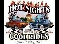 Hot Nights Cool Rides Car Show 2015