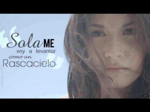 Demi Lovato Rascacielo Skysc Spanish Version Lyrics Hq Youtube
