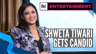 Shweta Tiwari talks about acting comeback, her kids and being in love