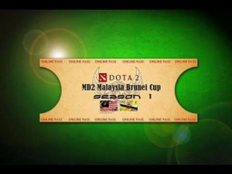 Tyrant Pain vs Skyone E-sports Match 1 (Malaysia vs Brunei Tournament Semifinals)