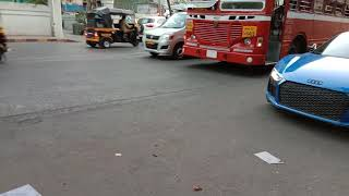 Super cars on Mumbai Streets Audi.