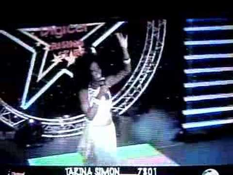 Tarina Simon Rupee Give Thanks Digicel Rising Star