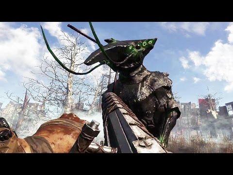 FALLOUT 4 - Far Harbor Trailer (PS4 / Xbox One)