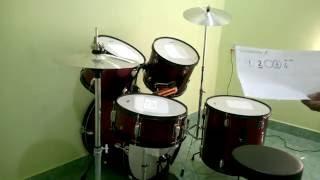 Học đánh trống Jazz.Thầy Đức 0918114841