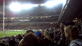 Mexican Wave - Eden Park 6th August 2011 (All Blacks vs Australia)