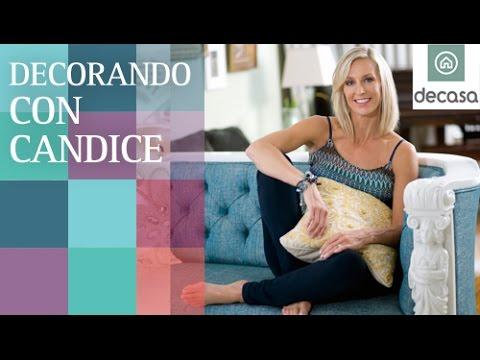 Descubre Decorando con Candice