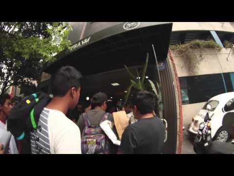 Concurso, Demo y Firma de Autógrafos Zarape Anzures
