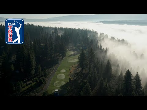 Old Greenwood Golf Course | Flyovers