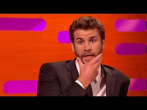 Liam Hemsworth got kicked by Jean-Claude Van Damme - The Graham Norton Show: Series 19 Episode 12