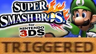 How Super Smash Bros for 3DS TRIGGERS You!