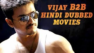 Vijay South Indian Hindi Action Movies | Full Hindi Dubbed Action Movies | Indian Films