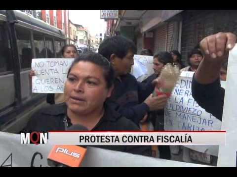 31/03/15 14:18 PROTESTA CONTRA FISCALÍA