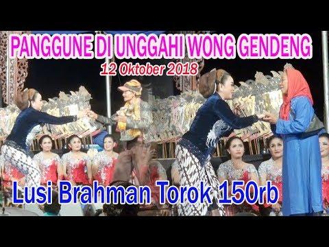 Lusi Brahman Musuh Wong Gendeng! 12 - 10 - 2018