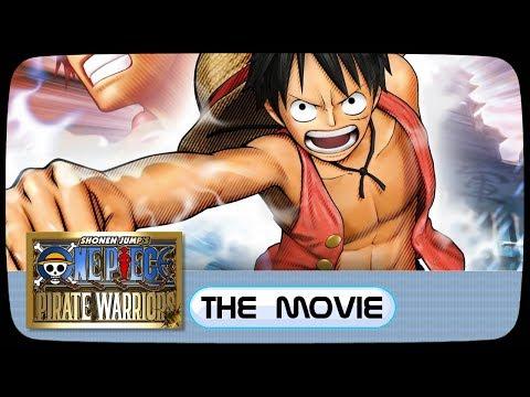 [HD - ITA] One Piece Pirate Warriors The Movie (Il Film) Story Mode (All cutscenes)