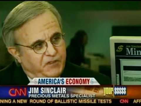 Jim Sinclair's 2008 Forecast