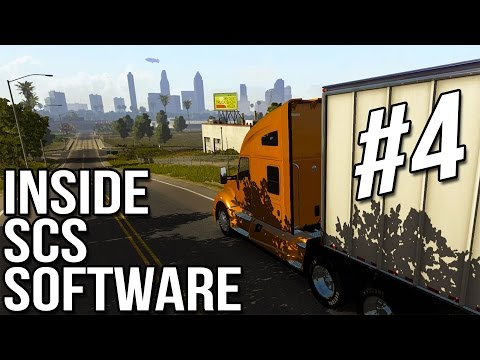 Inside SCS Software - Part 4 - Interview with Pavel Sebor