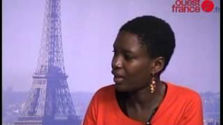 Rokhaya Diallo sur son livre ''A nous la France''
