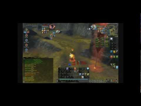 Rift PvP Warfronts Lv50 Solo Warrior PvP Rank6 Riftblade Reaver Rocklift Deepstrike Dayblind.wmv