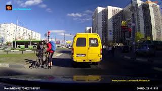 Những pha SO GĂNG CỰC HĂNG ngay trên xa lộ RUSSIA FIGHT 2016
