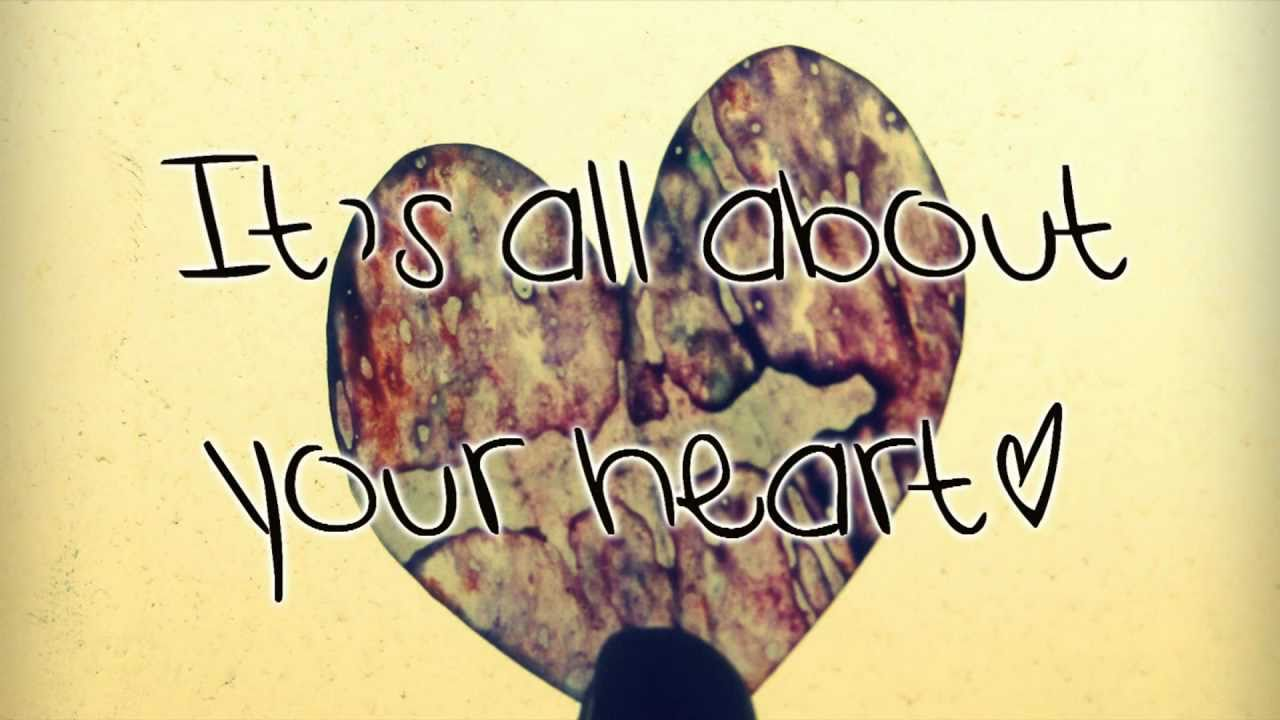 Mindy Gledhill-All about your heart♥ lyrics HD - YouTube