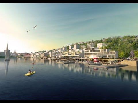 Oslo, la capitale della Norvegia