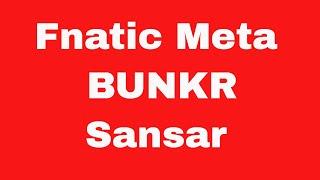 Fnatic Meta BUNKR in Sansar