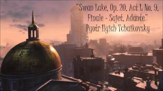 Fallout 4 Classical Radio Swan Lake Op 20 Act I No 9 Finale Pyotr Ilyich Tchaikovsky