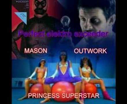 Mason - Exceeder (Martijn Ten Velden Remix)