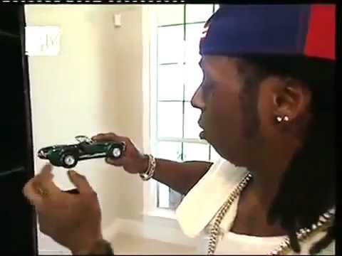 Lil Wayne on MTV Cribs Music Videos