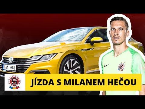 AAA Auto: Vyjížďka s Hráčem měsíce května Milanem Hečou