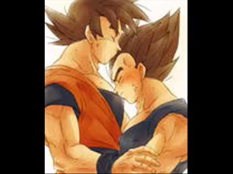Goku X Vegeta Yaoi Video video